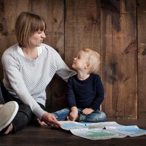 Ribinės ir narcisistinės mamos